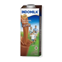 SUSU UHT INDOMILK CHOCOLATE 1000 ML-N X Pcs