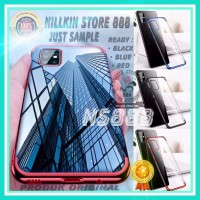 SAMSUNG GALAXY M21 M215 PLATING ORIGINAL SOFT CASE SILICONE COVER TPU