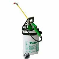 pressure sprayer yoto 4L alat semprot bertekanan penyemprot air 4liter