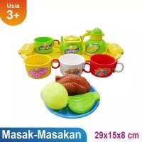 Mainan Anak Ocean Toy Nampan Set OCT2116 Multicolor