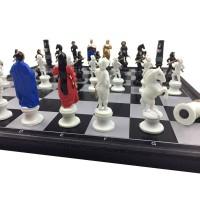 Chess Magnetic Character board game papan catur magnet karakter unik