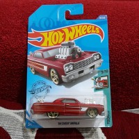 Hotwheels 64 Chevy Impala hot wheels Lot F 2020