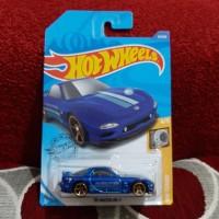 Hotwheels 95 Mazda RX 7 hot wheels Lot F 2020