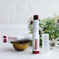 Scarlet Skye Medium Red Tinted Lip Balm Lip Tint EVT EVETE NATURALS