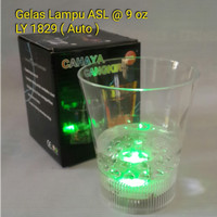 PROMO !!! Gelas Sensor Air Lampu LED LY 1829 (auto sensor air)