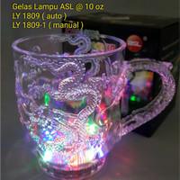 PROMO !!! Gelas Lampu LED LY 1809-1 (manual ON OFF)