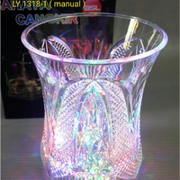 Ready !!! Gelas Lampu LED LY 1318-1 (manual ON OFF)
