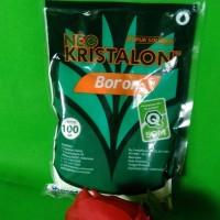 BORON pupuk boron Neo kristalon pencegah rontok