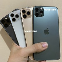 iPhone 11 Pro Max 256GB | Mulus - Normal - Garansi - Original