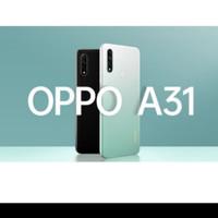 HP OPPO A31 4/128 GB GARANSI RESMI 1 TAHUN