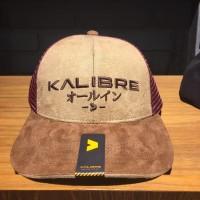Topi Kalibre Original 991494629 - Maroon