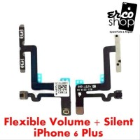 FLEXIBLE IPHONE 6P 6 PLUS VOLUME SILENT