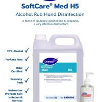 aseptic hand sanitizer alkohol 5 ltr /merk deservery bonus 2 btl koso