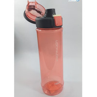 Lock n Lock Infused Water Bottle Botol Minum 730ml HLC955 Original - Hitam