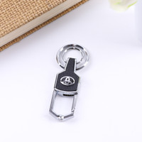 Gantungan kunci / keychain / Automotive / unik / Mobil Kulit - toyota