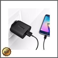 promo Aukey Wall Charger USB QuickCharge 3.0 EU Plug - PA-T9 - Black
