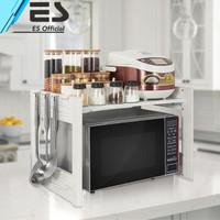 ES Rak Microwave Rak Dapur Rak Serbaguna Rak Meja