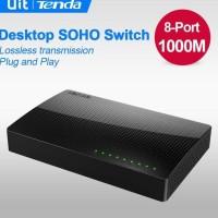 Tenda 8 Port Gigabit Switch SG108