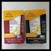 PROMO TIGER BALM NECK & SHOULDER RUB BALSAM GEL TERMURAH