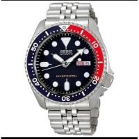 Jam tangan pria seiko automatic SKX009K2
