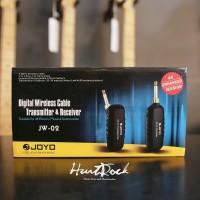 Joyo JW 02 Wireless Gitar Dan Bass 4 Channel