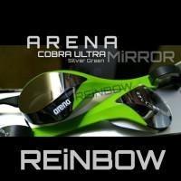 ARENA ULTRA COBRA RACING MIRROR KACAMATA RENANG AGL-180M-SLSG