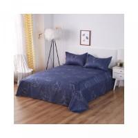 Sarung cover Halus Sheet Bed Gambar dengan Ukuran Queen NO Bahan Selim