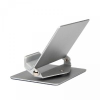 Bed New Rotating 100% For Stand 3 Desk Mount Holder Brand iPad Aluminu