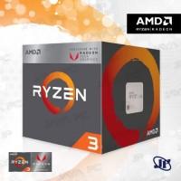Processor AMD Ryzen 3 2200G 3.5 - 3.7 GHz Socket AM4 With Radeon Vega