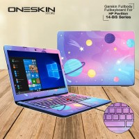 Garskin Laptop Cover HP 14-BS004TX BS005TX BS006TX BS007TX BS008TX FB