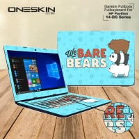 Garskin Laptop Cover HP 14-BS711TU BS712TU BS718TU BS719TU BS720TU FB