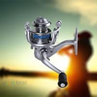 Diskon 10BB Spinning Reel Bahan Metal untuk Memancing Ikan Air Laut