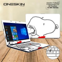 Garskin Laptop Cover HP 14-BS721TU BS722TU BS723TU BS740TU BS741TU FB