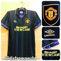 Jersey Retro Manchester United Away 1992