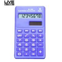 [Bayar Di Tempat]Kalkulator Elektronik Mini 8 Digit Warna Permen