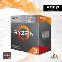 Processor AMD Ryzen 3 3200G 3.6 - 4 GHz Socket AM4 With Radeon Vega .