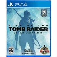 Promo PS 4 Rise Of The TOMB RAIDER Limited