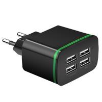 Sos Bakeey 4 Port USB QC3.0 Biaya Cepat 4A USB Charger untuk