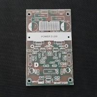 PCB Power D-200 500w D class