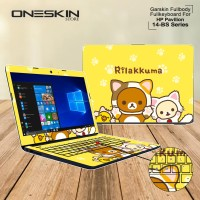 Garskin Laptop Cover HP 14-BS016TU BS702TU BS703TU BS704TU BS705TU FB