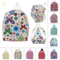 Hot Doll Backpack School Bag 12.5 11.5cm For 18 Inch American Girl Ba