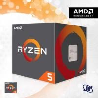 Processor AMD Ryzen 5 2600 3.4 - 3.9 GHz Socket AM4 Pinnacle Ridge .