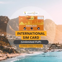 Sim Card International Unlimited FUP 30 Days I Simcard International