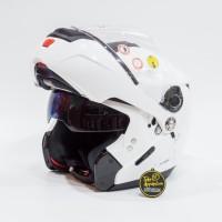 Helm Nolan N90-2 SPECIAL N-COM 015 - Pure White