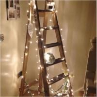 Lampu LED50 Tumblr Colokan AC/CE plug lampu hias 10M natal dekorasi