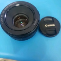 lensa canon 50mm f1.8 stm