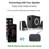 Receiver NFC Bluetooth Audio 5.0 HD Hifi stereo Sound Premium quality
