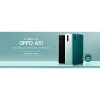 OPPO A31 4/128GB New Product Launching