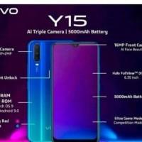 Vivo Y15 RAM 4GB / ROM 64GB - Garansi Resmi Vivo Indonesia
