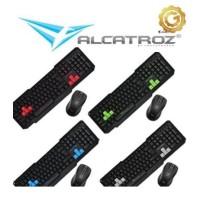 Alcatroz Xplorer 5500m (Keyboard+Mouse)